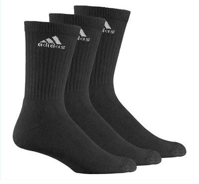 New Adidas Performance Half Cushioned Socks Climacool Athletic Overall Sock