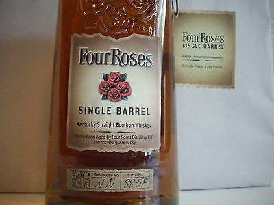 Four Roses Premium Single Barrel Kentucky Whiskey