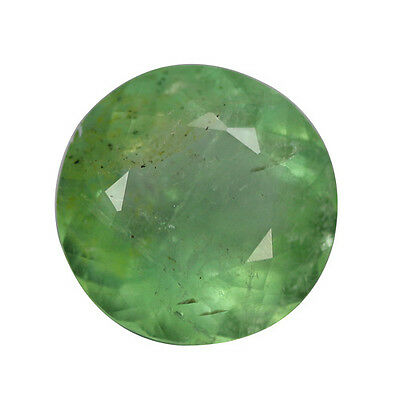 2.60 Ct Beautiful Green Color  100% Natural UnHeated Fluorite
