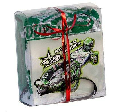 Great Christmas Boxed Gift :: Patryk Dudek official speedway merchandise!
