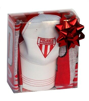 Great Christmas Boxed Gift :: Polonia Bydgoszcz official speedway merchandise!