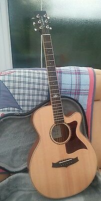 Tanglewood TW145 SS CE Electro Acoustic Guitar in case RRP£500