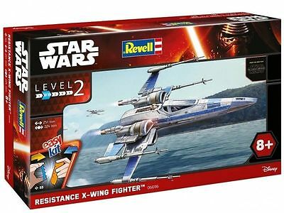 REVELL 06696 Star Wars easykit Resistance X-Wing Fighter Neu