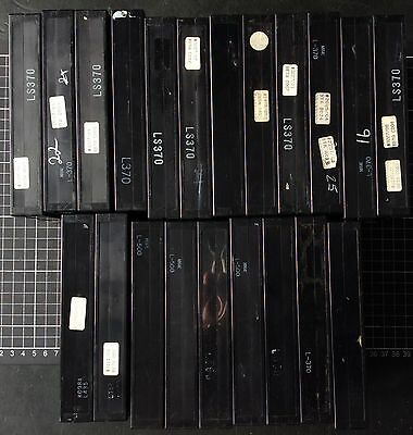 21 BLANK BETA not VHS VIDEO TAPES L370 L500 unused Betamax VCR TV rare cassettes