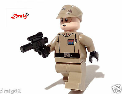 Lego Star Wars Imperial Officer New From Set 75082 695