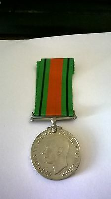 Wwii Ww2  Defence Medal