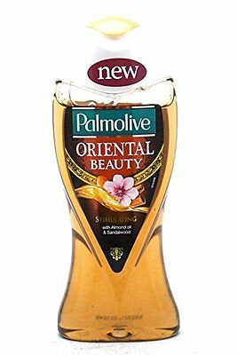 lot 3 gels douche palmolive oriental beauty 250ml neuf