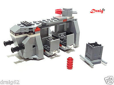 LEGO Star Wars - Imperial Troop Transport *NEW* NO BOX/MINIFIGURES from 75078