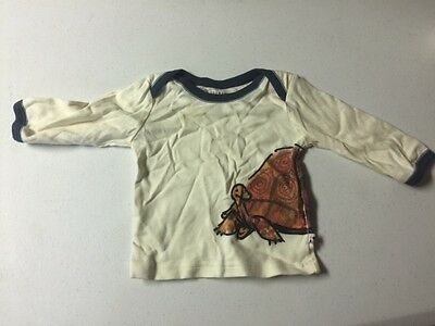 Babysoy Janey Baby Shirt--3-6 months