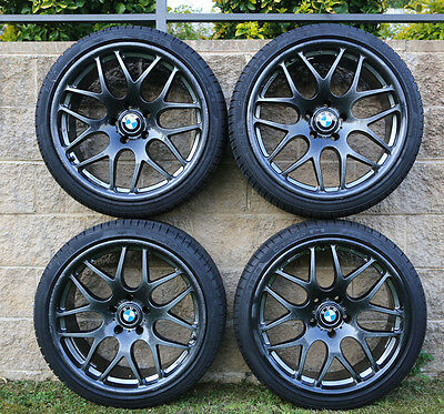 """BMW CSI type 19"""" Wheels And Tyres to suite 5 series"""