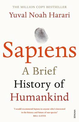 Sapiens: A Brief History of Humankind Paperback – By Yuval Noah Harari