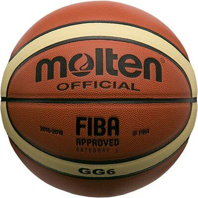 Molten GG6 Official FIBA Indoor Composite