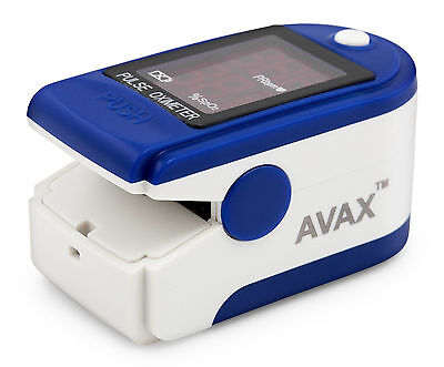 Finger Pulse Oximeter Accurate Measurement of Blood Oxygen Saturation Heart Rate