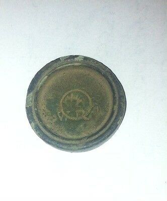 William III or IV Trade Weight metal detecting find