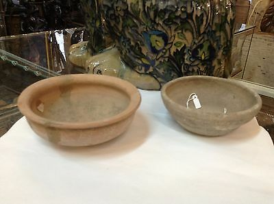 Collection of 2 Late Bronze Age Plates_1550 B.C.E._Ancient Artifact_Holy Land
