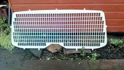 Vw t5 security grille