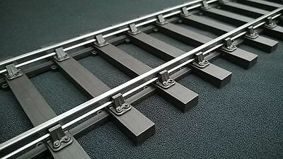 "Gauge 3 (2 1/2"") Gauge 63.5mm Ready Made Model Railway Track from Cliff Barker"
