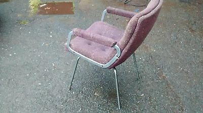 Vintage retro office chair