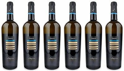 Vermentino di Sardegna DOC 'Tyrsos' by Contini (Case of 6 - Italian White Wine)