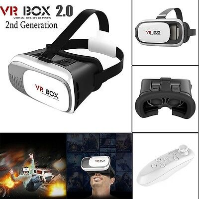 VR Box Home Cinema VR glasses Virtual Reality headset