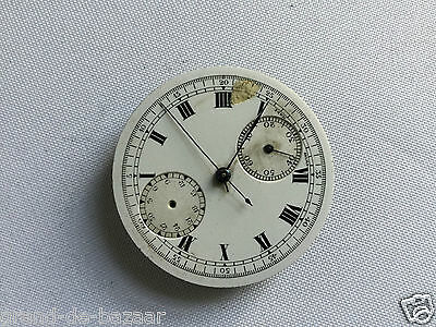 A Vintage Antique Repeater Chronograph Pocket Watch Movement For Spares