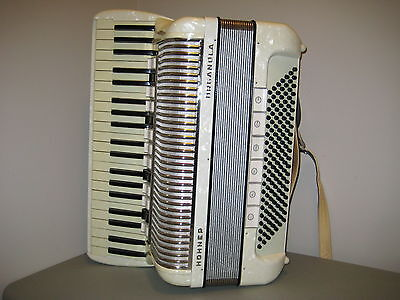 Hohner Organola Accordion - Vintage 140 bass model