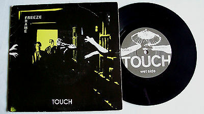 "Freeze Frame - Touch - Rare 7"" Vinyl"