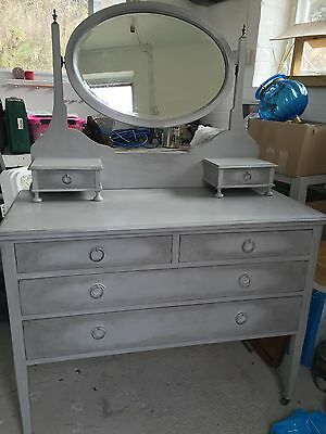 Dressing Table Shabby Chic Annie Sloan