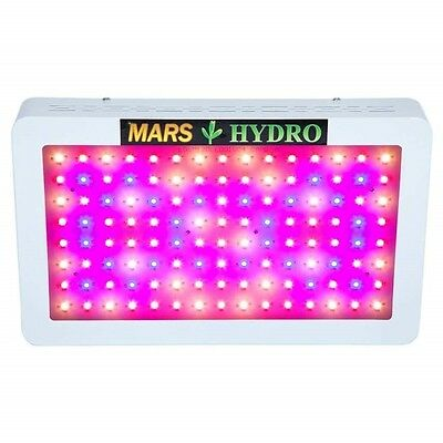 MarsHydro Mars 600 LED Grow Light Full Spectrum for Greenhouse and Indoor Hydrop