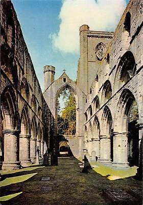 Dunkeld Cathedral Nave and Tower