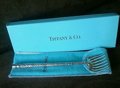 Antique Tiffany & Co. Sterling Silver Sardine Fork  Rare!