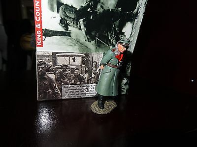 King And Country  Wwii German Forces - Figures - Wss189
