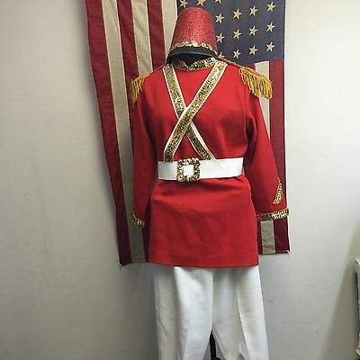 Vtg Band Member Costume ( Used For Plays)