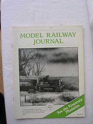 Model Railway Journal No.1