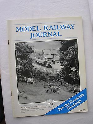 Model Railway Journal No.2