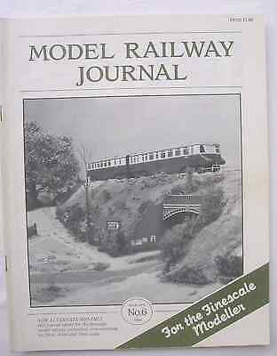 Model Railway Journal No.6