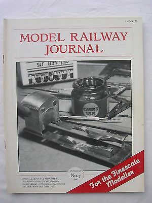 Model Railway Journal No.7