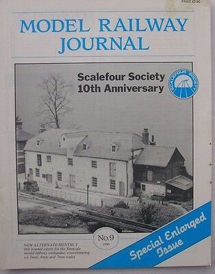 Model Railway Journal No.9