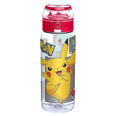 Pokemon Reusable Water Bottle - Pikachu