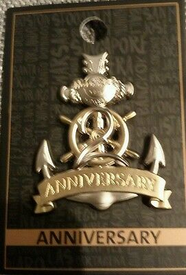 Hard Rock Cafe Gdansk 2nd Anniversary Pin