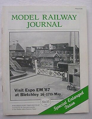 Model Railway Journal No.15