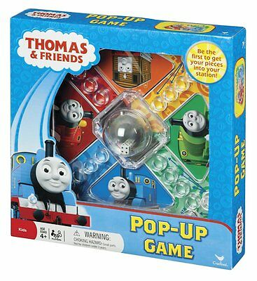 Thomas And Friends Pop Up Game