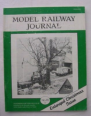 Model Railway Journal No.18