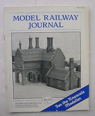Model Railway Journal No.19