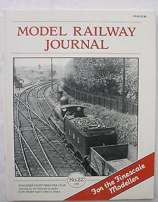 Model Railway Journal No.22