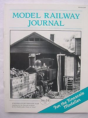 Model Railway Journal No.24