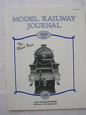 Model Railway Journal No.25