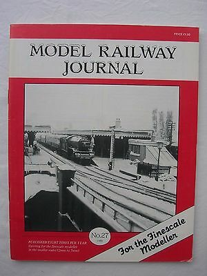 Model Railway Journal No.27