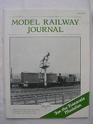 Model Railway Journal No.29