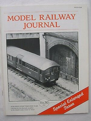 Model Railway Journal No.30